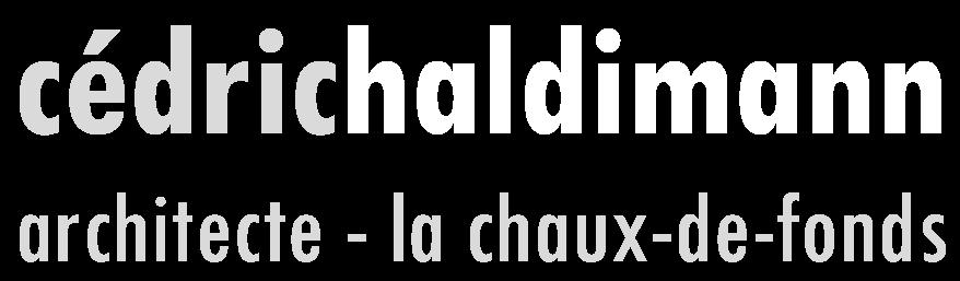cédric haldimann